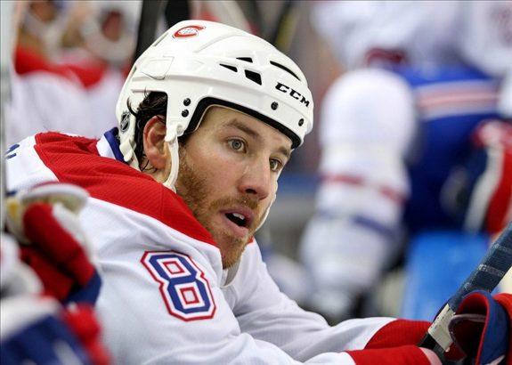 Montreal Canadiens, Brandon Prust, Hockey, NHL