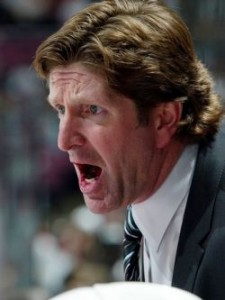 Detroit Red Wings Head Coach Mike Babcock