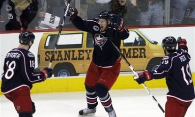 Blue Jackets Stop The Slide