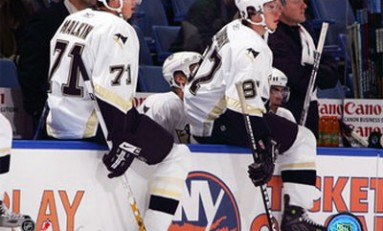 Big Guns Crosby and Malkin Have to Step up