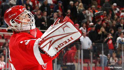 Red Wings Chris Osgood