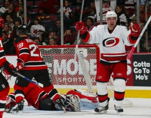 Jim Rutherford brough the great Rod Brind'Amour to the 'Canes