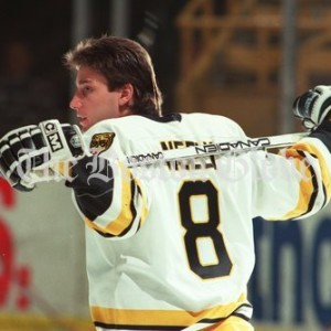 Former- Boston Bruins forward Cam Neely