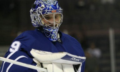 Justin Pogge Ready For NHL Return?