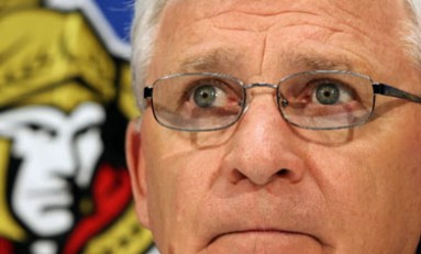 Ottawa Senators: GM Bryan Murray Must Re-Evaluate The Season