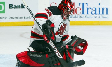 Q & A with Scott Clemmensen of the New Jersey Devils