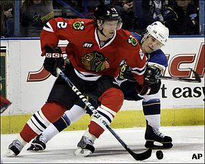 The Blackhawks and Blues have seen their rivalry intensify the last few seasons