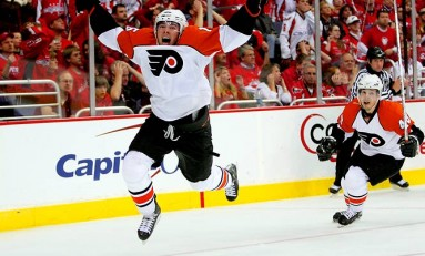 Looking Back: The 10 Best Flyers Goals of the 2000s