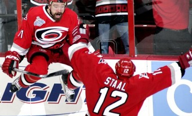 They must have kept the receipt: Both sides of Erik Cole's return to Carolina