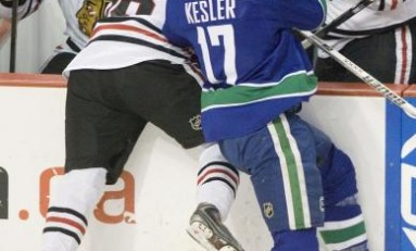 Ryan Kesler: The Rise Of A Superstar