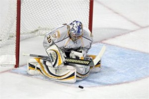 Even Pekka Rinne's great play couldn't keep the Preds in the playoff picture...