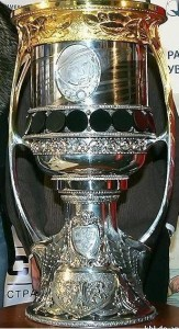 Gagarin Cup is the KHL's most cherished trophy