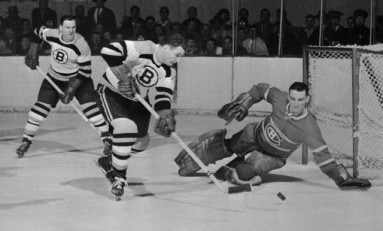 "History of the Bear: How the Bruins came to ""B"""