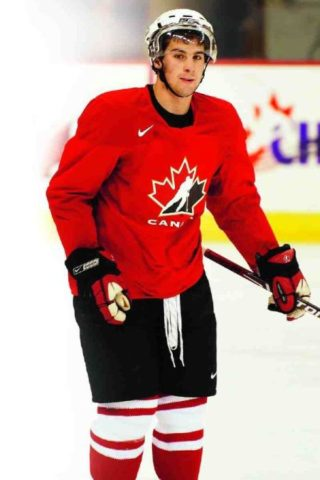 John Tavares Canadian Juniors