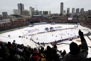 The 2010 Winter Classic was held at Fenway Park in Boston, MA.