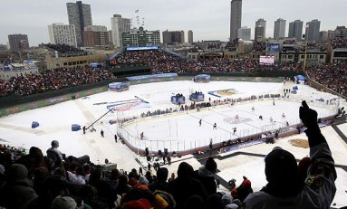 NHL Right in Scheduling More Outdoor Games