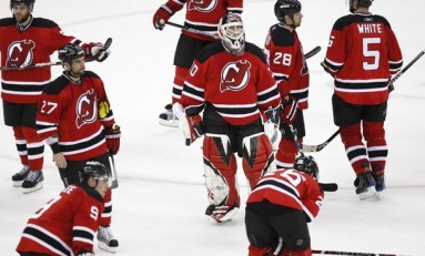 Down In Flames: the New Jersey Devils 2013 Season