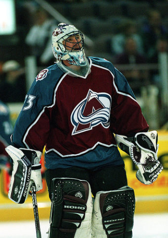 patrick roy, Colorado Avalanche Jerseys
