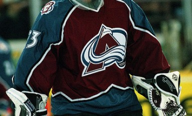Patrick Roy Happy Where He Is