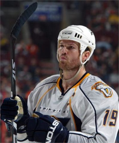 Jason Arnott, Nashville Predators