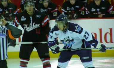 #34 Jordan Caron – The Hockey Spy's 2009 NHL Entry Draft Rankings