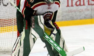 Oscar Dansk - The Next Ones: 2012 NHL Draft Prospect Profile - Dansk-ing His Way to the NHL