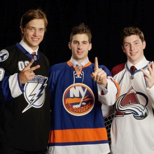 Hedman, Tavares & Duchene 2009 Draft