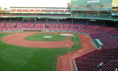 Another game schedule at Fenway Park