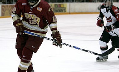 Joe Colborne - Boston Bruins' Prospect: Full Potential Profile And Interview {Part 1}