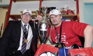 Q&A with goalie coach Jukka Ropponen