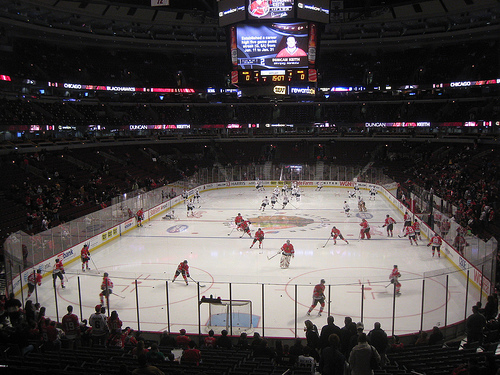 The UC, Home of the Resurgent Blackhawks