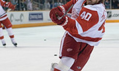 Zetterberg Continues To Prove His Worth As Red Wings' Captain
