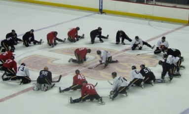 Flames Prospect Development Camp Impressions: Part I