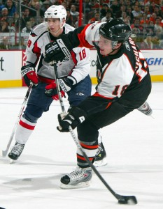 mike richards Flyers