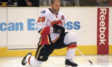 Flames Former Defensive Workhorse Robyn Regehr