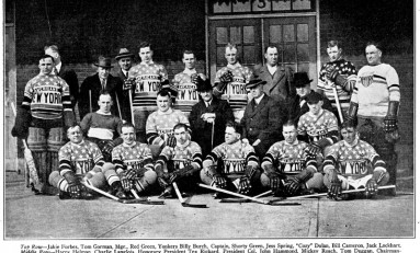 "December 15, 1925: The Day the ""National"" Hockey League Died"