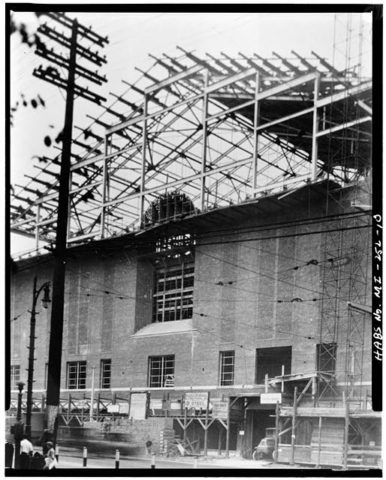 Detroit Olympia 1927
