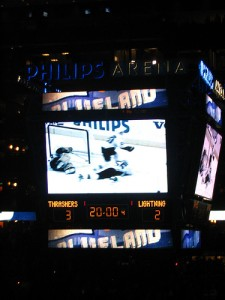 Winning effort 82 games strong for the Thrashers in 09-10. Photo by whitneynmatt via flickr®