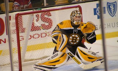Will Tim Thomas save or sink the Bruins?