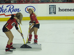 Flames Ice Crew (Photo by Author)