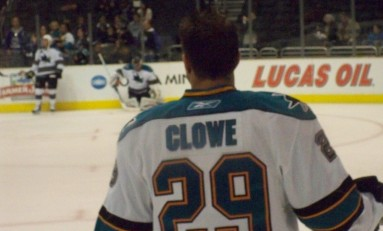 Talking Baseball (and a Little Hockey) With Ryane Clowe