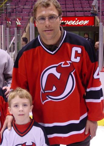 Scott Stevens, Capitals Defenseman