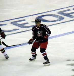 #28 Nikita Filatov (Photo by Dave Gainer/The Hockey Writers)