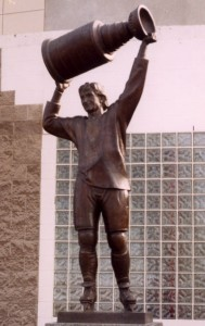 The Great One - Cast in Bronze (Aude: Wikipedia Commons)