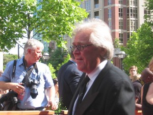 Glen Sather, N.Y. Rangers General Manager(photo courtesy/wikipedia)
