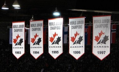 World Juniors Throwback: 2005 to 2009