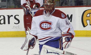 Halak-ward Return; Former Hab Gets Strange Reception