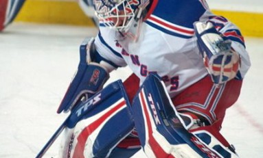 New York Rangers set for Home Opener