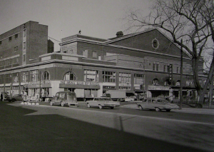 The Montreal Forum 1955  / PD