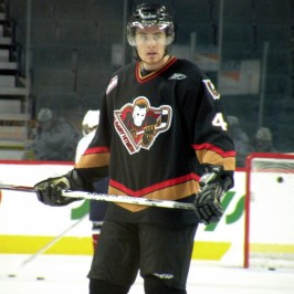 Drafted 15th overall in 2007, defenseman Alex Plante was considered a 'reach' by most draft experts. (Resolute: Wikipedia Commons)